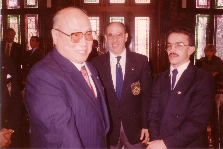 1993 Sosai Mas Oyama (en Polonia)