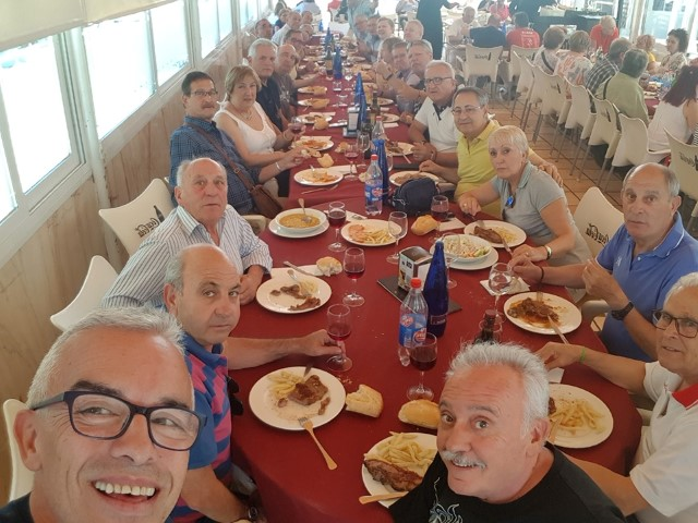 Despedida Curso 2018 – 2019 Defensa Personal Mayores