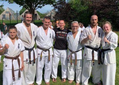 009 2019 06 01 Belgium camp EKO grading