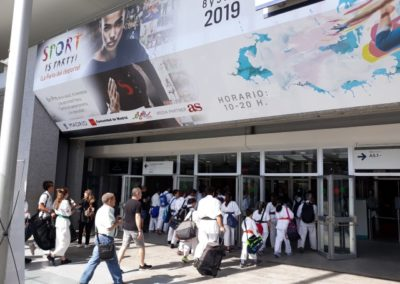 013 2019 06 09 Exhibicion Club Ifema Feria Sport