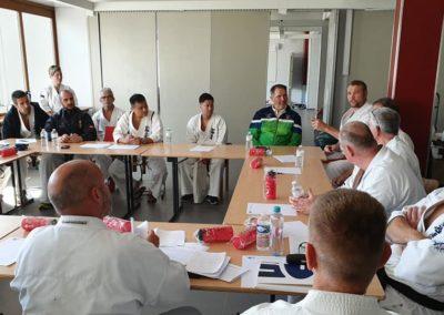 015 2019 06 01 Belgium camp EKO grading