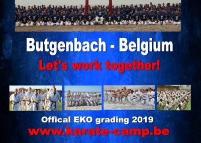 Grading EKO 2019 1 BELGIUM