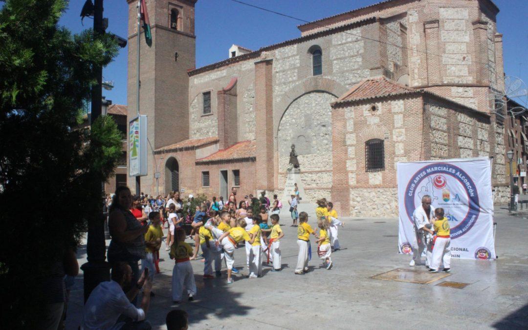 Exhibición del Día del Niño